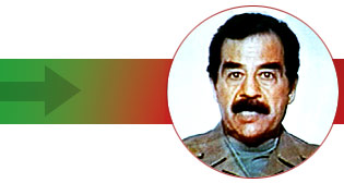 Talking Point: Saddam Hussein interview