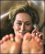 Meryl Streep in Adaptation