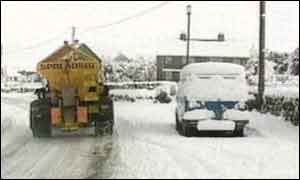 Road gritter