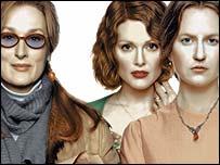 Meryl Streep, Julianne Moore, Nicole Kidman
