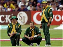 Lance Klusener, Donald and Hansie Cronje