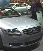 Audii TT model