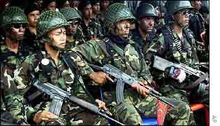 Aceh rebels