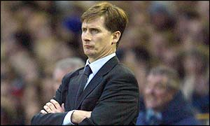 West Ham boss Glenn Roeder