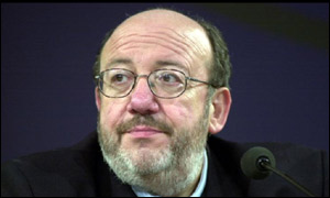 Belgian Foreign Minister Louis Michel