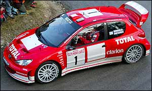 Marcus Gronholm was one of the drivers concerned about competing in Turkey