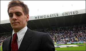 Jonathan Woodgate moved to Newcastle United last week