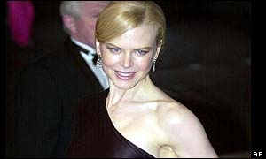 Nicole Kidman at The Hours premi�re