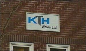 KTH factory at Llanidloes, Powys