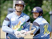 Ganguly and Tendulkar opened for India