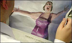 Silk Cut ad