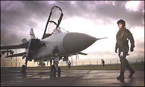 Tornado fighter