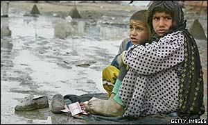 Kabul beggars