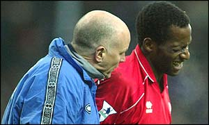 Ugo Ehiogu has not played since New Year's Day