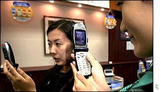DoCoMo phones and users