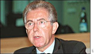EU Commissioner Monti