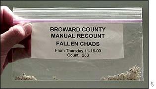 A bag of chads, AP