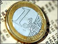 Euro coin