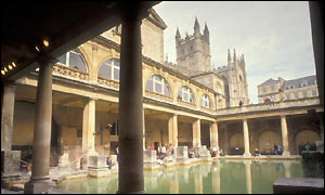 The Roman Baths, Bath