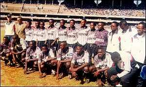 Kenya's Harambee Stars
