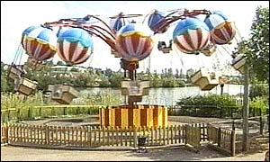 American Adventure theme park