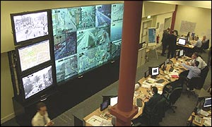 London Traffic Control Centre