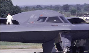 A B2 bomber