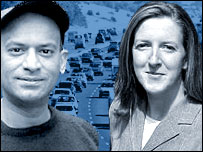 Ali Abbasi and Gillian Dickson graphic