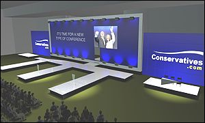 The Conservative Party conference platform