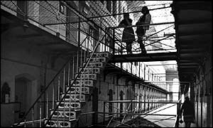 Women inside Holloway Prison