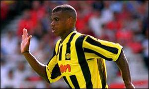 Oliseh is playing for his third German club, after Cologne and Dortmund