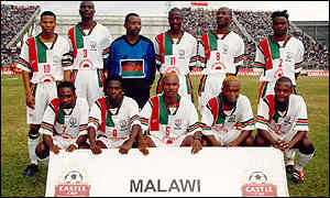 Malawi's national team