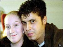 Rachael Lloyd and Mehmet Ocak