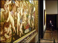 Titian's The Worship of Venus (1518-20)