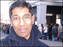 Bachubhai Patel