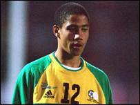 South Africa's Ajax midfielder, Steven Pienaar