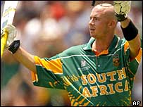 Herschelle Gibbs scored 143 against New Zealand