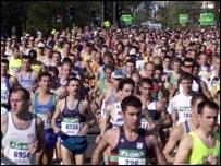 Flora London Marathon 1999
