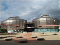 Former pop centre