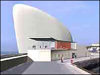 The Turner Contemporary design