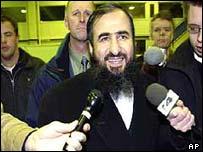 Group leader Mullah Krekar