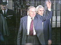 Jim Callaghan enters No.10 in 1976