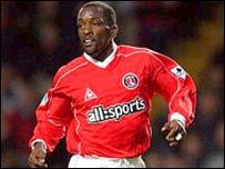 Charlton defender Chris Powell