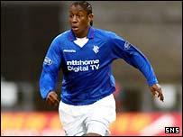Former Rangers midfielder Russell Latapy