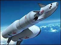 An Orbital Space Plane, Nasa