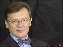 Austrian Chancellor Wolfgang Schuessel