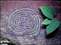 Bronze Age maze