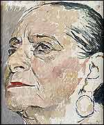 Helena Rubenstein [c] Estate of Graham Sutherland