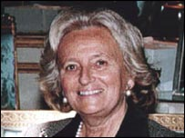 Chirac's wife, Bernadette