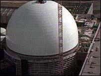 Sizewell B nuclear power plant
